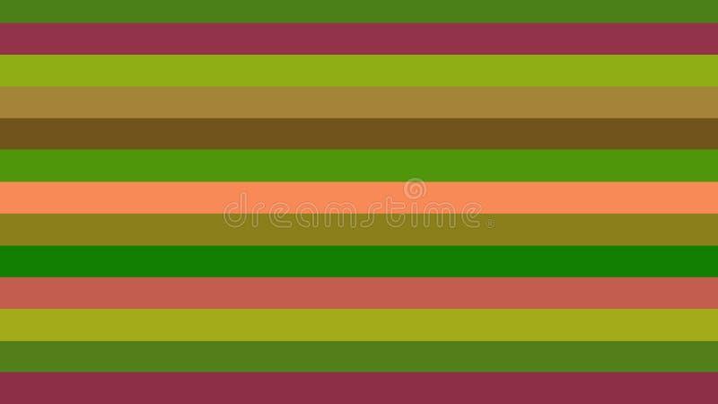 Ανασκόπηση με τις γραμμές χρώματος Διαφορετικές σκιές και πάχος ελεύθερη απεικόνιση δικαιώματος
