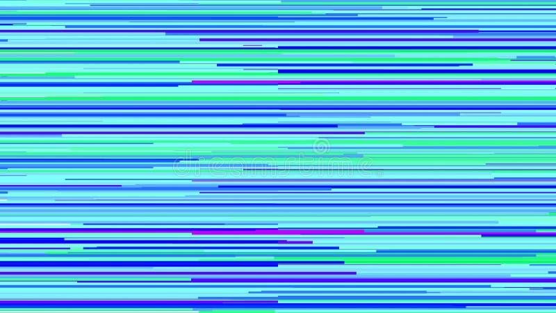 Ανασκόπηση με τις γραμμές χρώματος ελεύθερη απεικόνιση δικαιώματος