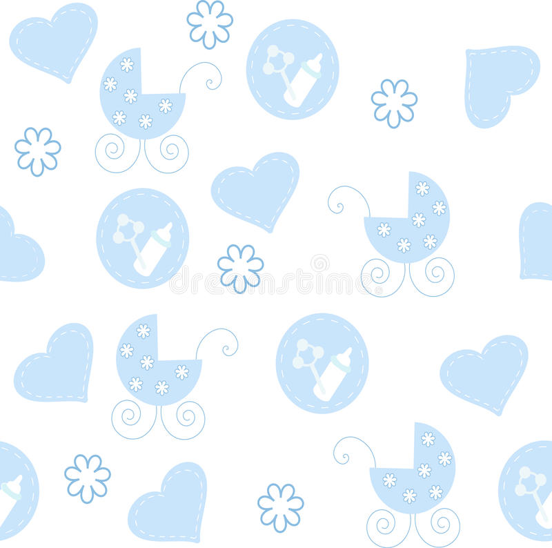ανασκόπηση μωρών άνευ ραφής στοκ φωτογραφία με δικαίωμα ελεύθερης χρήσης