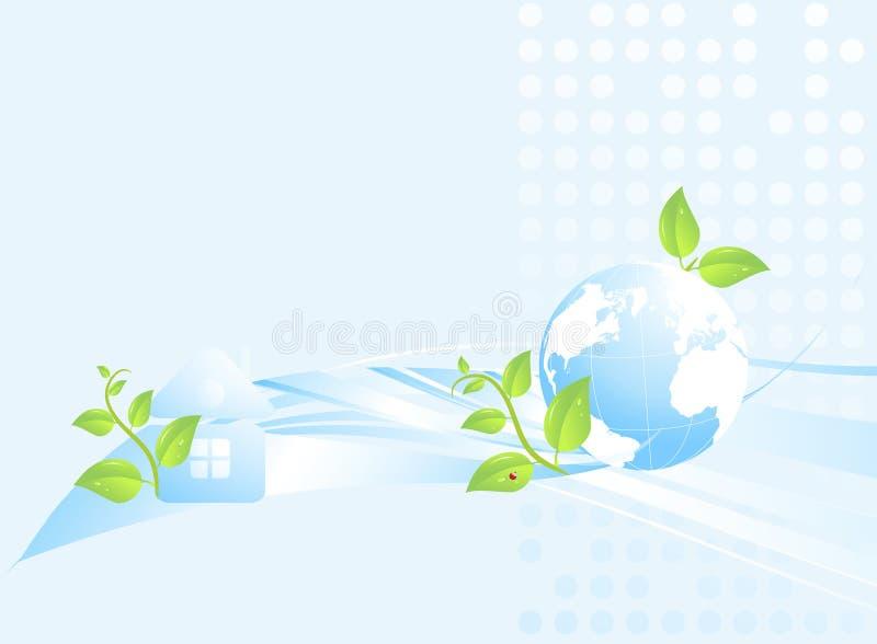 ανασκόπηση οικολογική ελεύθερη απεικόνιση δικαιώματος