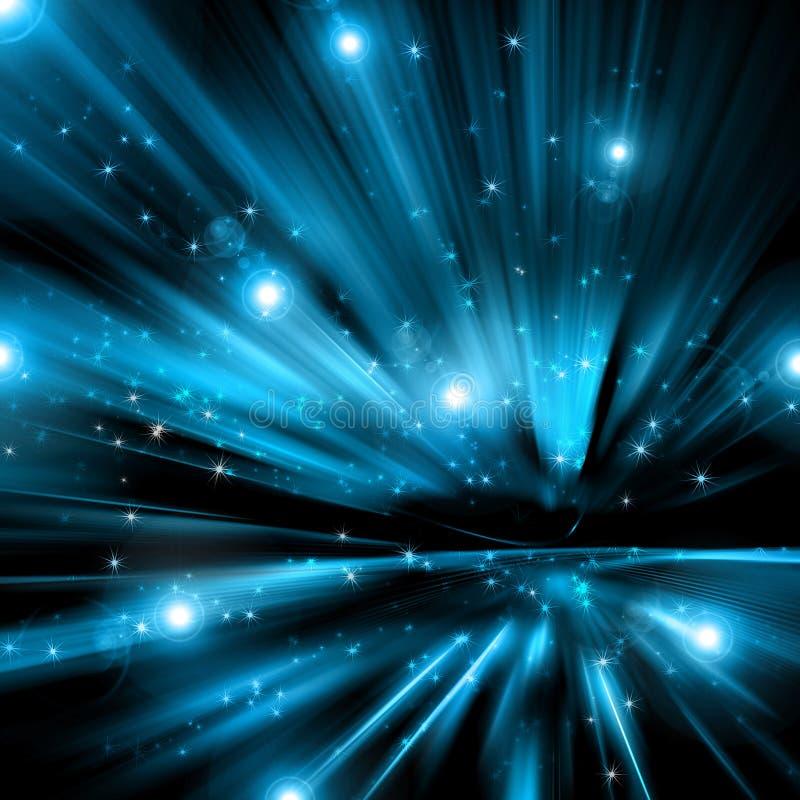ανασκόπηση 8 που κατεβαίνει eps συμπεριλαμβανόμενα τα αρχείο snowflakes αστέρια απεικόνιση αποθεμάτων