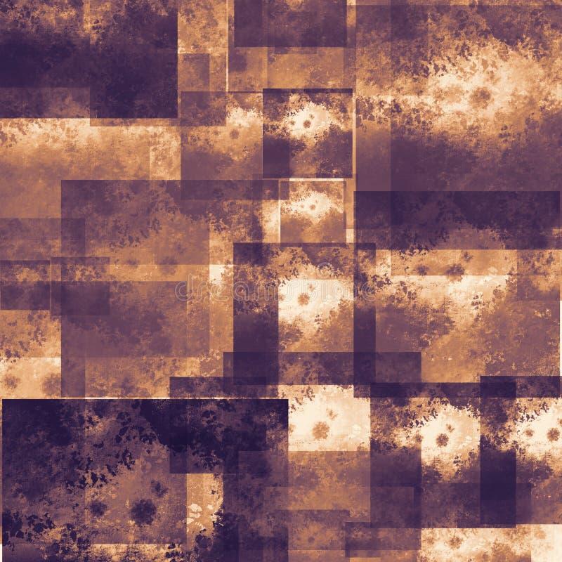ανασκόπηση που χρωματίζεται αφηρημένη Ζωηρόχρωμα ρευστά αποτελέσματα Μπαλώματα Grunge που διασκορπίζονται στο υπόβαθρο Αγαθό για: ελεύθερη απεικόνιση δικαιώματος