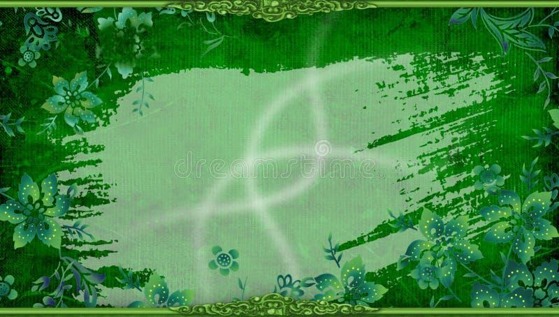ανασκόπηση πράσινη στοκ εικόνα με δικαίωμα ελεύθερης χρήσης