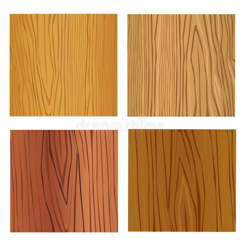 Ανασκόπηση του ξύλινου σιταριού ελεύθερη απεικόνιση δικαιώματος