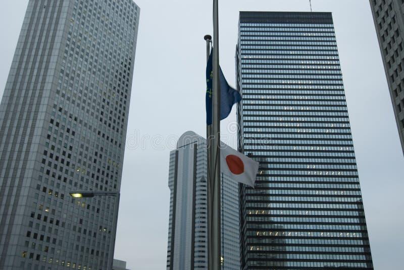 ανασκόπηση Τόκιο στοκ φωτογραφίες