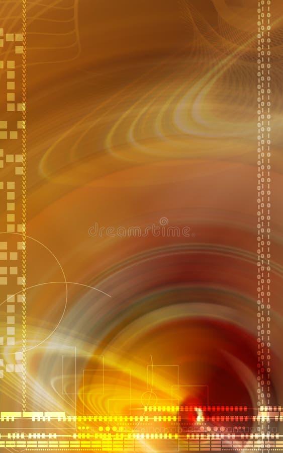 ανασκόπηση ψηφιακή διανυσματική απεικόνιση