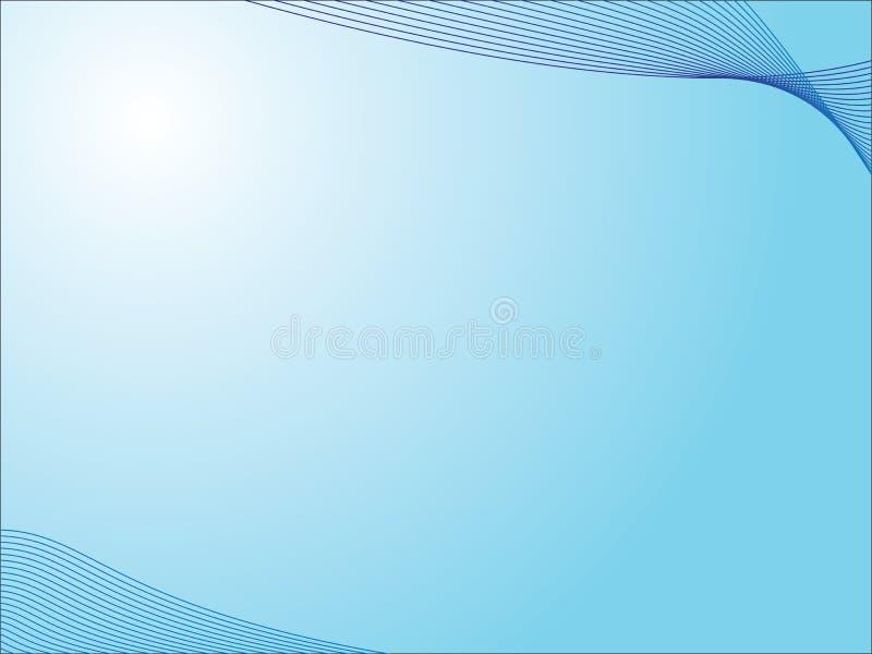ανασκόπηση aqua απλή ελεύθερη απεικόνιση δικαιώματος