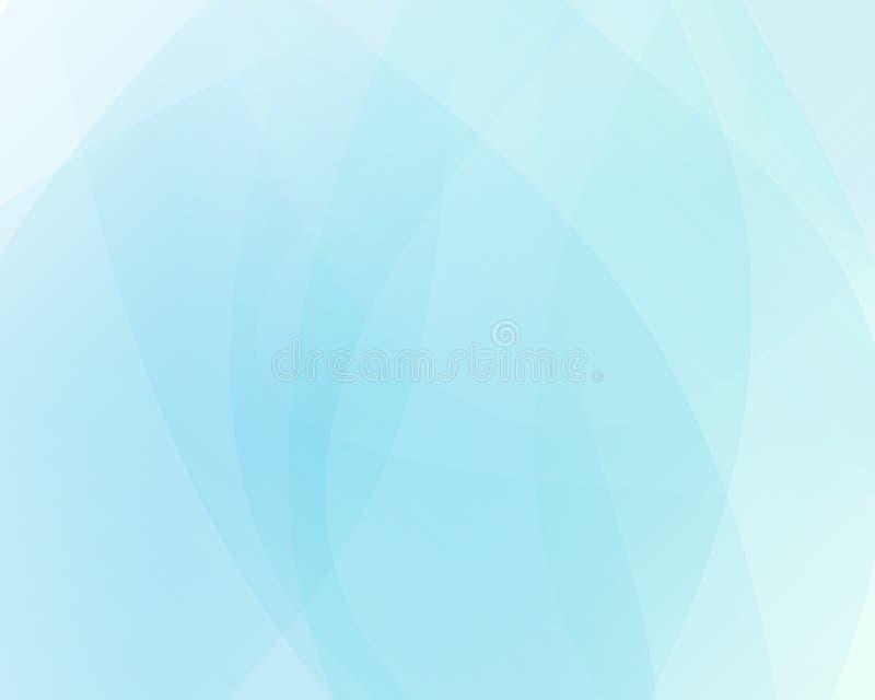 ανασκόπηση aqua διανυσματική απεικόνιση