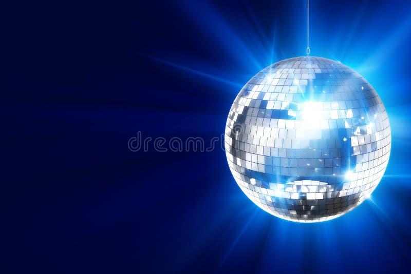 Ανασκόπηση Disco ελεύθερη απεικόνιση δικαιώματος