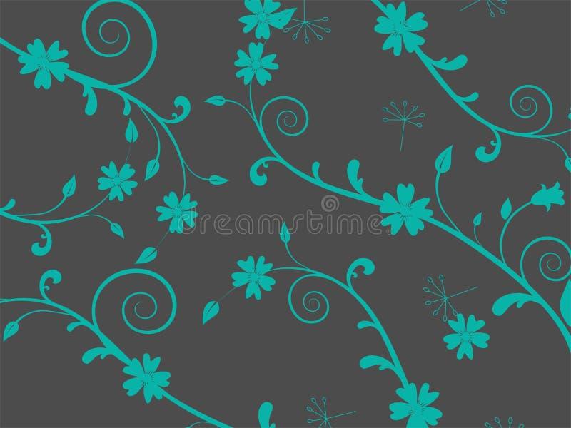 Download ανασκόπηση floral διανυσματική απεικόνιση. εικονογραφία από φύλλο - 13182648