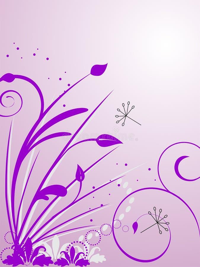 Download ανασκόπηση floral διανυσματική απεικόνιση. εικονογραφία από φύση - 13182755