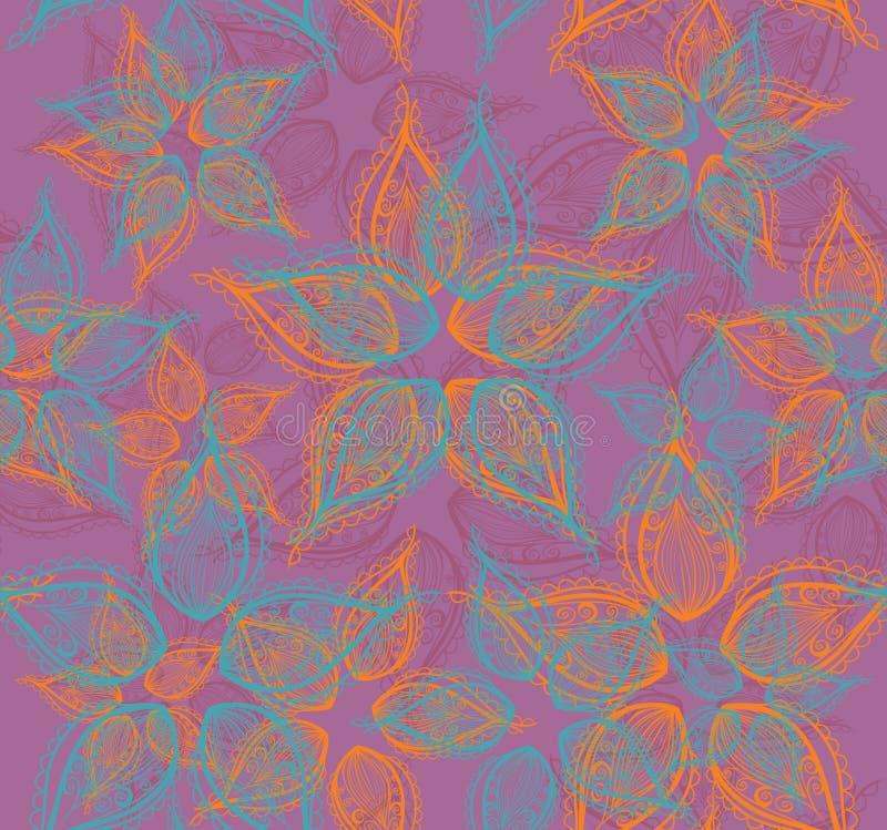 Download ανασκόπηση floral διανυσματική απεικόνιση. εικονογραφία από συλλογή - 22787596