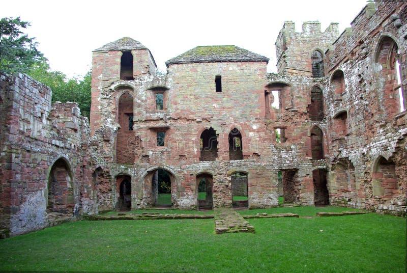 ανατολή κάστρων του Άκτον στοκ φωτογραφίες με δικαίωμα ελεύθερης χρήσης
