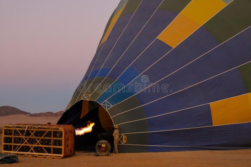 Ανατολή μπαλονιών ζεστού αέρα στοκ φωτογραφίες με δικαίωμα ελεύθερης χρήσης
