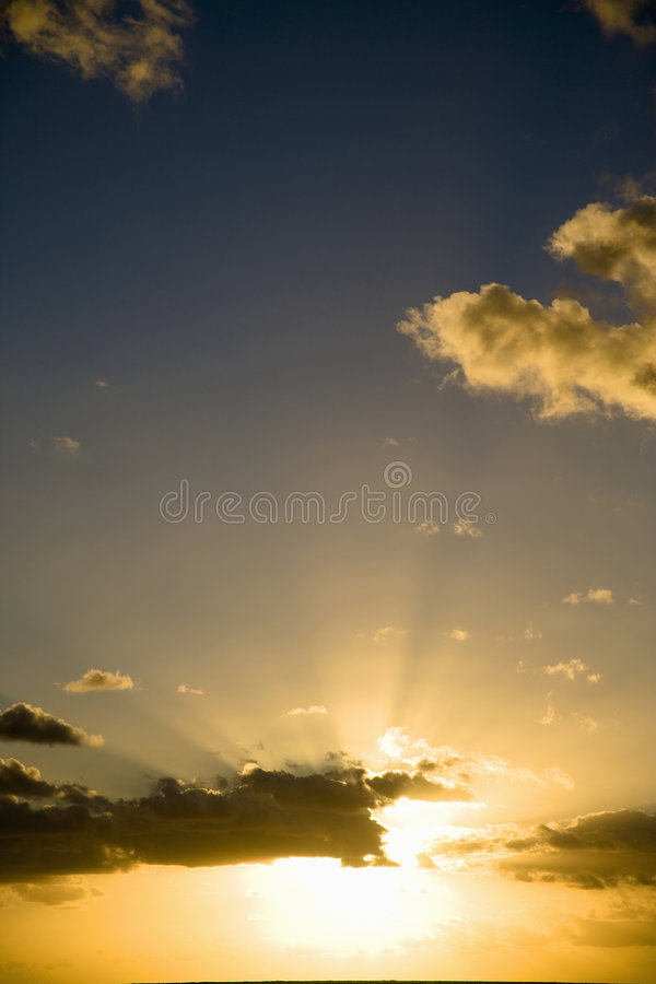 ανατολή παραλιών στοκ φωτογραφία με δικαίωμα ελεύθερης χρήσης