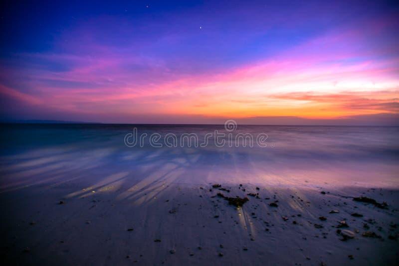 Ανατολή στο νησί Havelock στοκ φωτογραφία με δικαίωμα ελεύθερης χρήσης