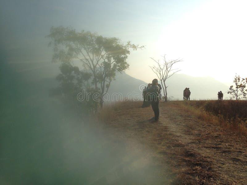 Ανατολή του πρώτου πρωινού στοκ φωτογραφίες με δικαίωμα ελεύθερης χρήσης