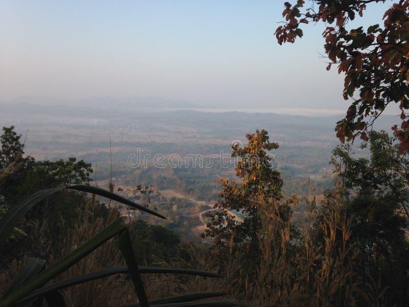 Ανατολή του πρώτου πρωινού στοκ φωτογραφία