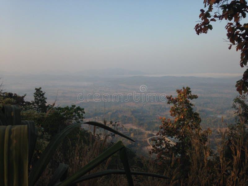 Ανατολή του πρώτου πρωινού στοκ φωτογραφίες