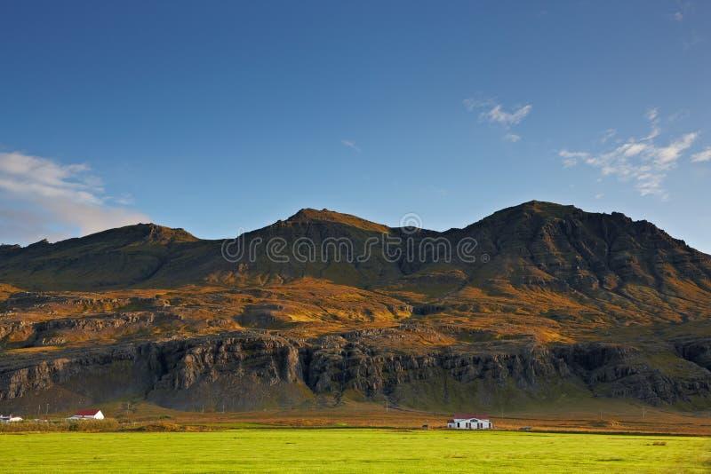 ανατολικά φιορδ Ισλανδί&a στοκ εικόνες με δικαίωμα ελεύθερης χρήσης