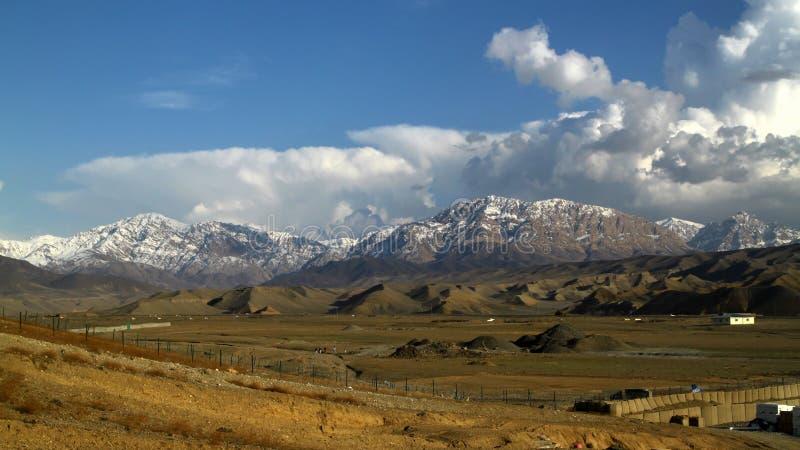 ανατολικό τοπίο του Αφγ&al στοκ φωτογραφία