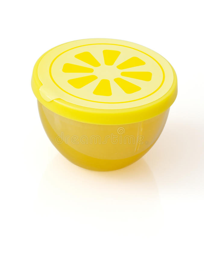 Αναψυκτικό ψυγείων με τη μυρωδιά λεμονιών στοκ εικόνες