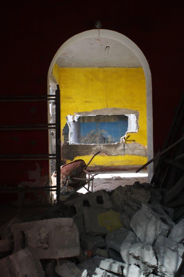 Αναδιαμόρφωση σπιτιών στοκ φωτογραφίες