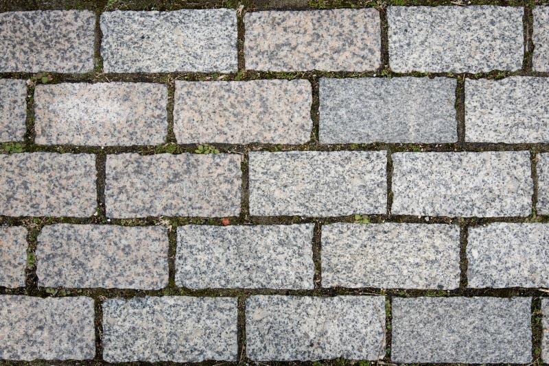 Αναδρομικό πάτωμα πετρών στοκ εικόνα με δικαίωμα ελεύθερης χρήσης