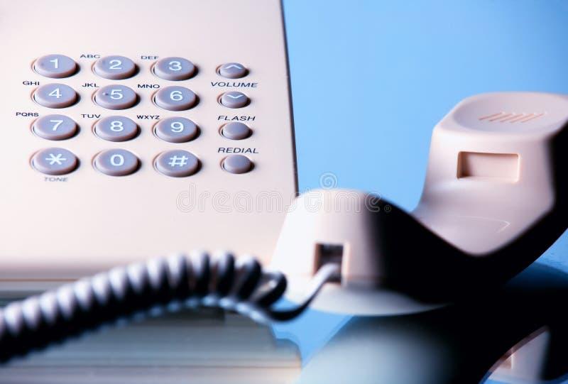 Αναδρομικό τηλέφωνο στοκ φωτογραφίες