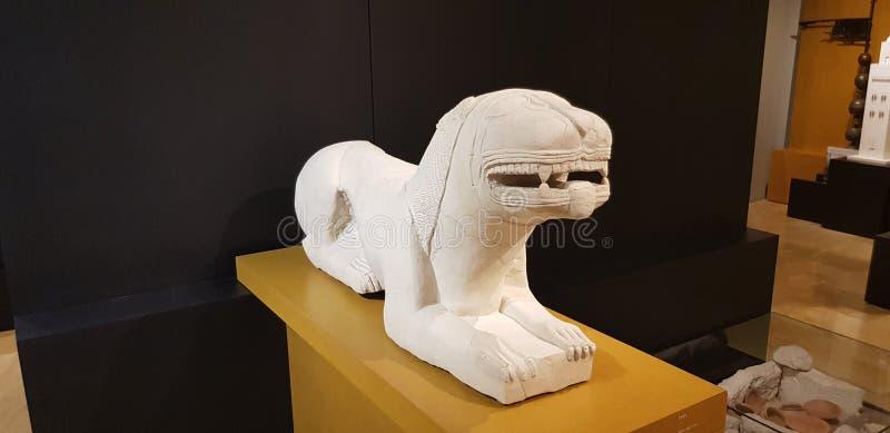 Ανδαλουσιακό λιοντάρι μουσουλμανικών τεμενών της Κόρδοβα στοκ εικόνες
