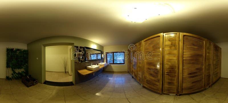 ανδρική τουαλέτα εστιατορίων στοκ εικόνα με δικαίωμα ελεύθερης χρήσης