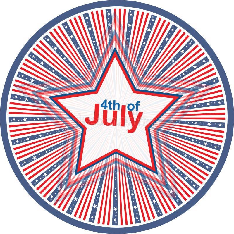 ανεξαρτησία ημέρας ελεύθερη απεικόνιση δικαιώματος