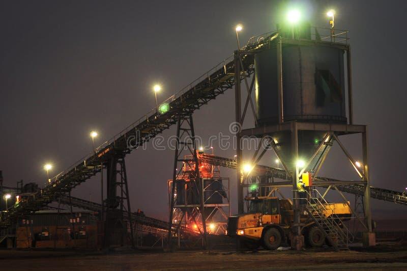 Ανεφοδιασμός άνθρακα στοκ φωτογραφίες με δικαίωμα ελεύθερης χρήσης