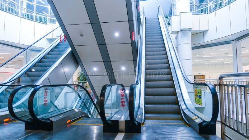 Ανελκυστήρας της Hyundai στοκ εικόνα με δικαίωμα ελεύθερης χρήσης