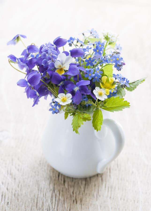 Ανθοδέσμη Wildflower στοκ εικόνες