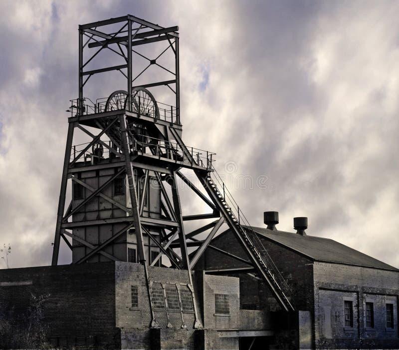 ανθρακωρυχείο στοκ εικόνες με δικαίωμα ελεύθερης χρήσης