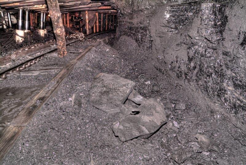 Ανθρακωρυχείο στοκ φωτογραφία