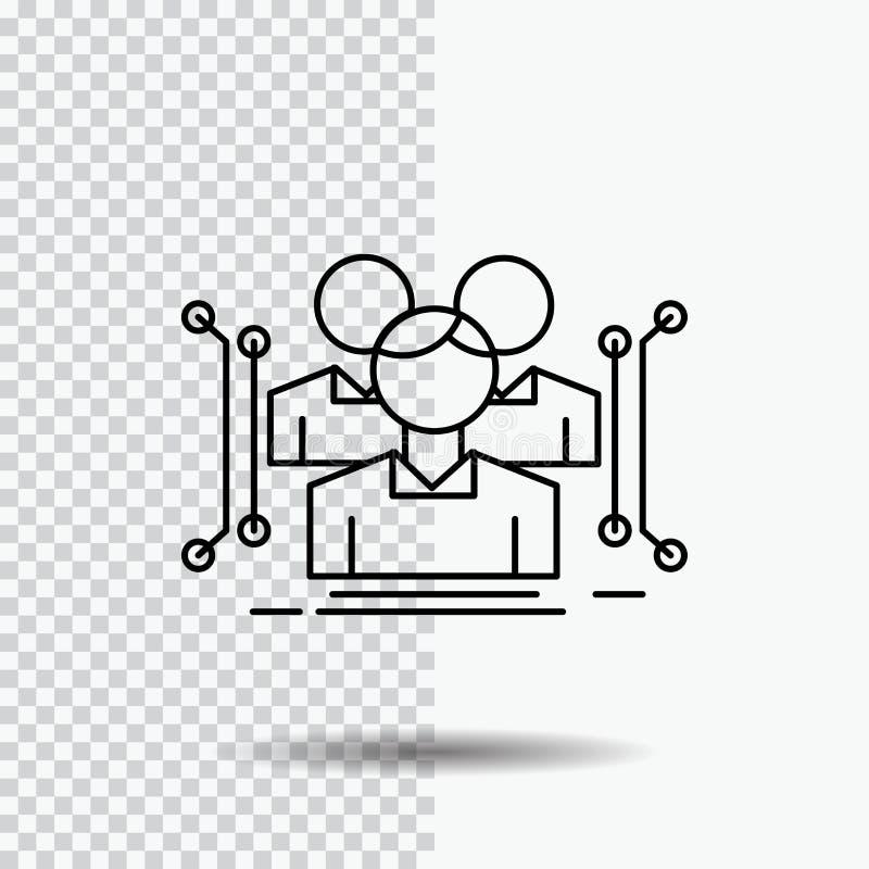 Ανθρωπομετρία, σώμα, στοιχεία, ανθρώπινο, δημόσιο εικονίδιο γραμμών στο διαφανές υπόβαθρο r ελεύθερη απεικόνιση δικαιώματος