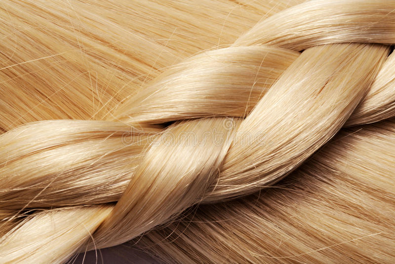 Ανθρώπινα μαλλιά στοκ φωτογραφίες