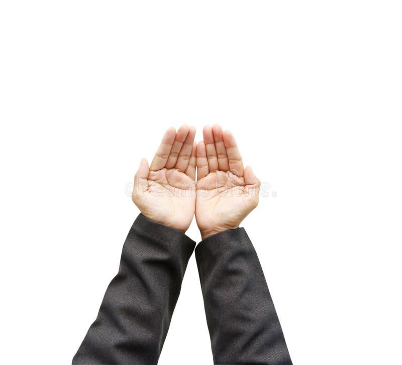ανθρώπινη επίκληση χεριών στοκ εικόνα με δικαίωμα ελεύθερης χρήσης
