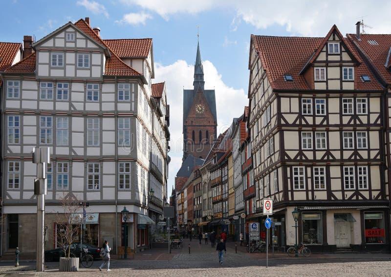Αννόβερο Γερμανία στοκ φωτογραφία με δικαίωμα ελεύθερης χρήσης