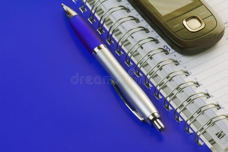 ανοιγμένο σημειωματάριο &t στοκ εικόνες