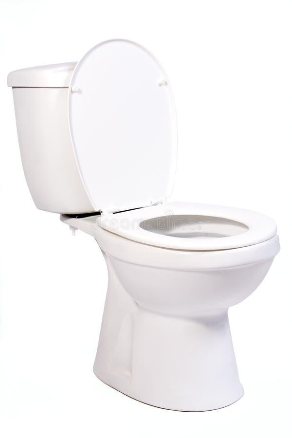 ανοικτή τουαλέτα κύπελλ& στοκ φωτογραφίες με δικαίωμα ελεύθερης χρήσης