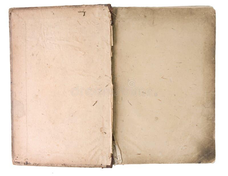 ανοικτός τρύγος βιβλίων στοκ φωτογραφίες