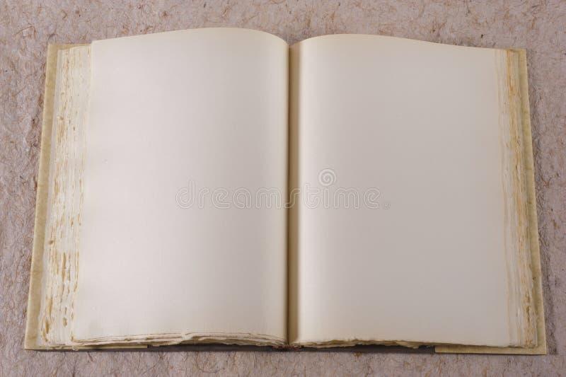 Ανοικτό βιβλίο στοκ φωτογραφίες