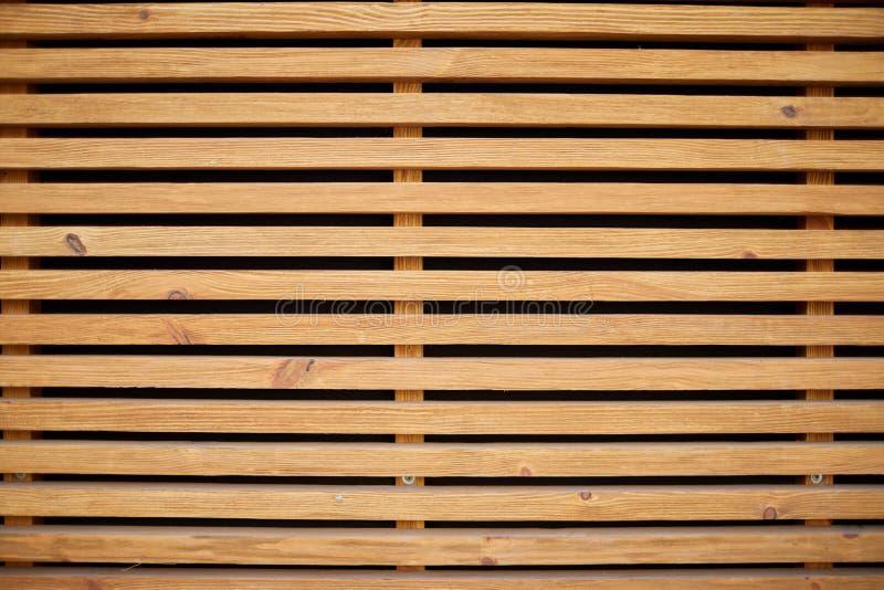 Ανοικτό καφέ εκλεκτής ποιότητας οριζόντιο ξύλινο υπόβαθρο σανίδων μαύρες γραμμές στοκ εικόνες
