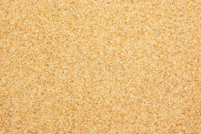 Ανοικτό κόκκινο χονδροειδής άμμος στοκ φωτογραφία με δικαίωμα ελεύθερης χρήσης
