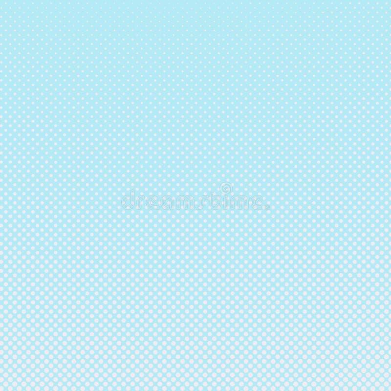 Ανοικτό μπλε λαϊκό υπόβαθρο τέχνης διανυσματική απεικόνιση