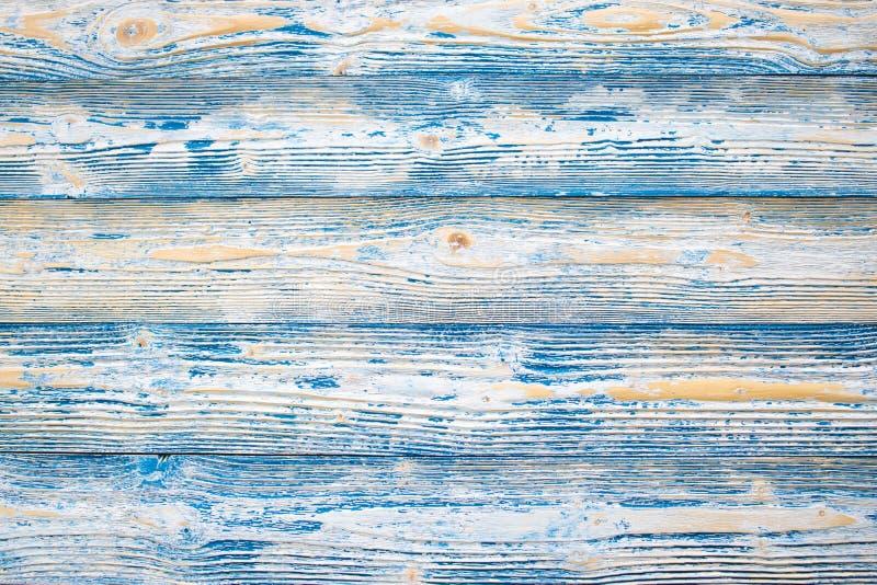 Ανοικτό μπλε ξύλινη σύσταση υποβάθρου, δροσερός τόνος έννοιας παραλιών θάλασσας στοκ εικόνα με δικαίωμα ελεύθερης χρήσης