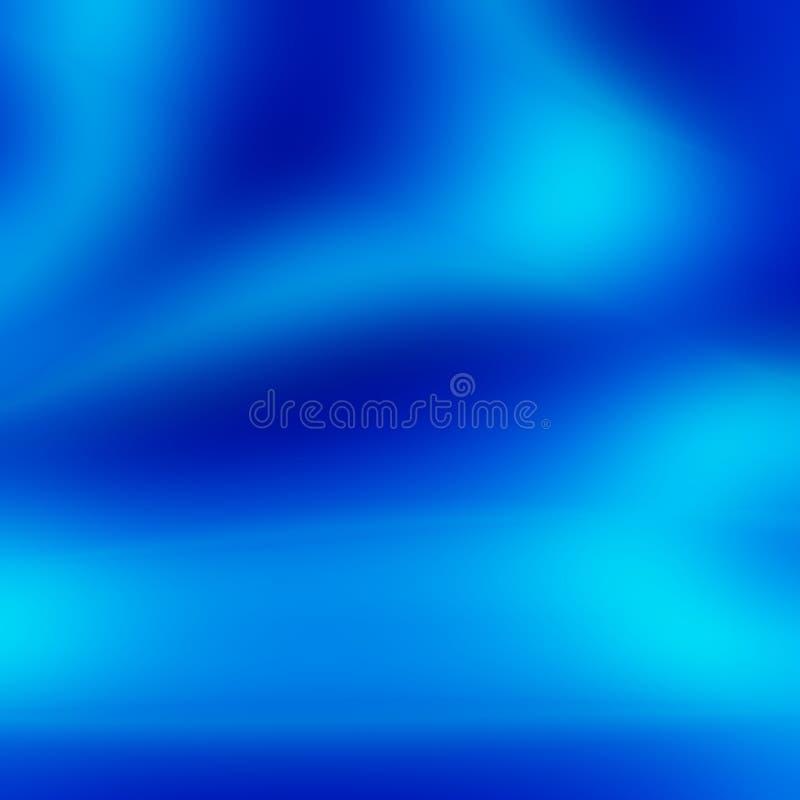 Ανοικτό μπλε υπόβαθρο επιγραφών διανυσματική απεικόνιση